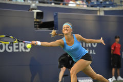 Azarenka Victoria # 1 WTA 89 Image libre de droits