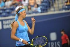 Azarenka Victoria BLR # 1 WTA 22 Stockbilder