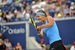 Azarenka Victoria BLR # 1 WTA Royalty Free Stock Image