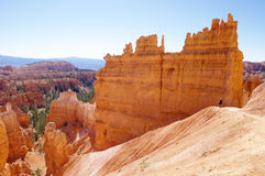 Azarentos Bryce Canyon National Park Imagem de Stock