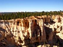 Azarentos em Bryce Point Imagem de Stock