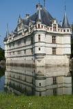 azay chateau le rideau 库存照片