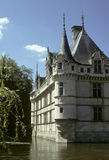 Azay le Rideau Stock Photo