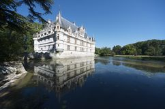Azay le Rideau Stock Photos