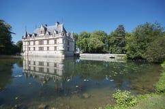 Azay le Rideau Royalty Free Stock Photo