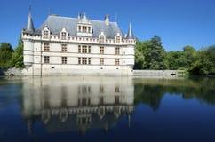 Azay le Rideau Royalty Free Stock Photos