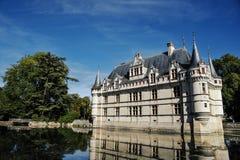 Azay le Rideau Imagem de Stock Royalty Free