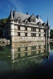 Azay le Rideau Stockfoto
