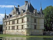 Azay le Rideau fotografia stock