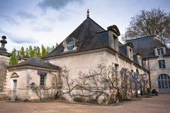 Azay-le-Rideau castle, Loire Valley, France. Royalty Free Stock Image