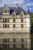 Azay-le-rideau Stock Images