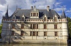 Azay-le-rideau Royalty Free Stock Images