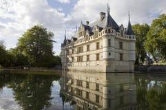 Azay-le-rideau Stock Photography
