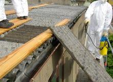 Azbest 06 Zdjęcia Royalty Free