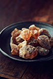 Azúcar del caramelo de roca Foto de archivo