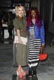 Azealia Banks, Pixie Geldof Stock Photo