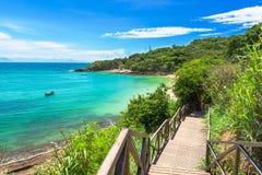 Azeda Beach in Buzios, Rio de Janeiro Royalty Free Stock Photo