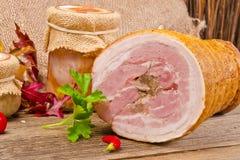 Azeitona polonesa da carne da carne Imagem de Stock Royalty Free