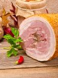 Azeitona polonesa da carne da carne Foto de Stock