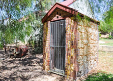 Azelia Ley Homestead: Outbuilding Royalty Free Stock Photography