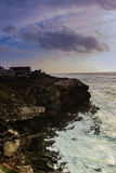 Azenhas do Mar Royalty Free Stock Photography