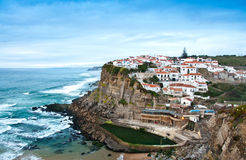Azenhas do Mar Royalty Free Stock Image