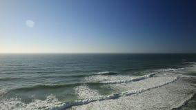 Azenhas do Mar panorama. Panorama of Azenhas do Mar on the Atlantic Ocean, a popular Portuguese seaside near Colares in Sintra area. Famous destination of summer stock video footage