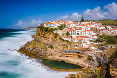 Azenhas do Mar Royalty Free Stock Images