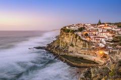 Azenhas Do Mar, Portugal Stock Photography