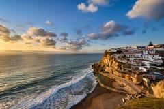 Azenhas do Mar, Portugal Royalty Free Stock Photos