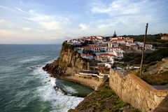 Azenhas do Mar Stock Photography