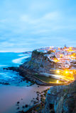 Azenhas do Mar village Portugal Royalty Free Stock Photo