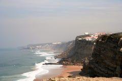 azenhas fördärvar portugal Arkivfoton