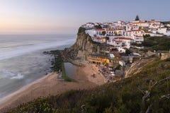 Azenhas fördärvar, Sintra, Portugal Fotografering för Bildbyråer