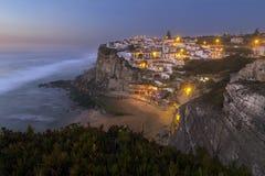 Azenhas fördärvar, Sintra, Portugal Royaltyfria Bilder