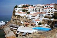 azenhas mącą Portugal Zdjęcia Royalty Free