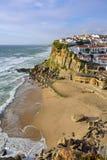 Azenhas Mąci wioskę, Sintra, Lisbon, Portugalia Obrazy Stock