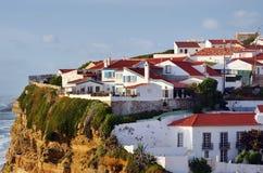 Azenhas Mąci wioskę, Sintra, Lisbon, Portugalia Obraz Royalty Free