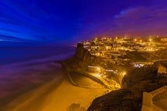 Azenhas Mąci - Portugalia Zdjęcia Royalty Free