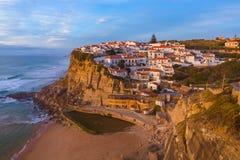 Azenhas Mąci - Portugalia Obraz Royalty Free
