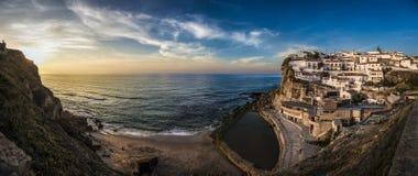 Azenhas Mąci, Sintra, Portugalia Zdjęcie Stock