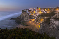 Azenhas Mąci, Sintra, Portugalia Obrazy Royalty Free