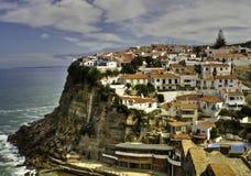 Azenhas Wioska Mąci Portugalia Fotografia Stock
