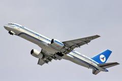 Azerbaijan Airlines Boeing 757 Image libre de droits