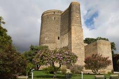 azerbaijan baku Torre nova Fotos de Stock
