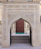 Azerbaijan. Baku. Veiw of city streets. Old City Stock Images