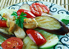 Azerbaijan dish Royalty Free Stock Image