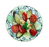 Azerbaijan dish Royalty Free Stock Photos