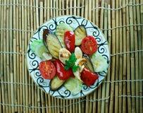 Azerbaijan dish Stock Photos