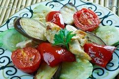 Azerbaijan dish Stock Photo